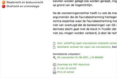 afbeelding vanRechtennieuws.nl